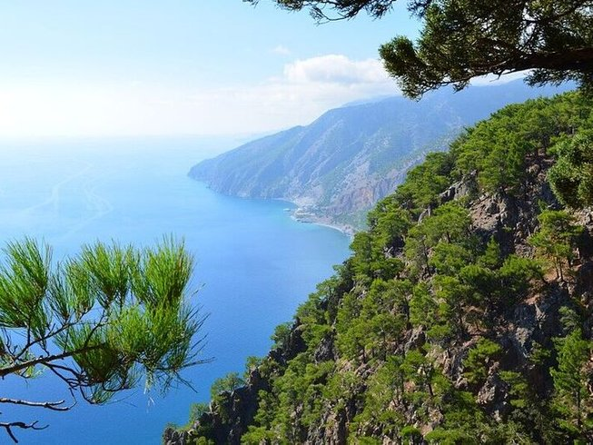 8 Days Culinary and Walking Holidays in Greece