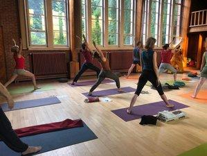 3-Daags Weekend Yoga en Poëzie in De Oude Abdij van Kortenberg in Vlaams-Brabant