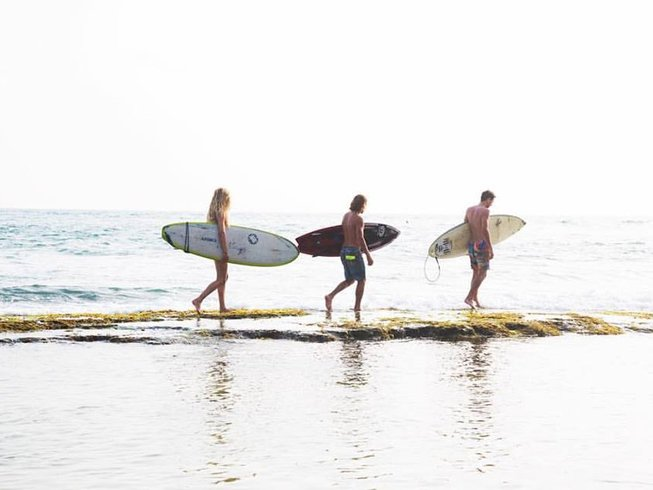 8 Days Half Moon Surf Camp in Taghazout, Morocco