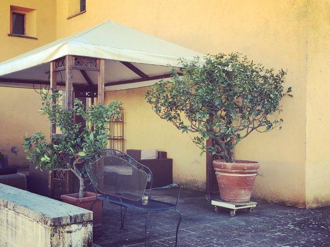 8 Tage Chakra Yoga Retreat in Rom, Italien