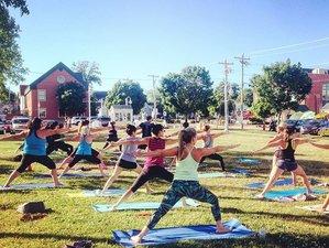 8 Days Vitality Adventure Yoga Retreat in San Jose, Costa Rica