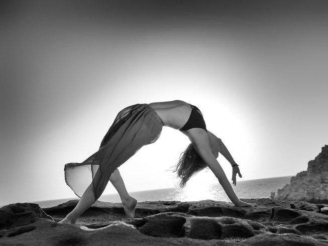 9 Days Anasa Yoga Retreat in Greece