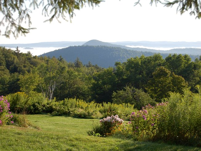 3 Days Cross-country Trail & Yoga Retreat Massachusetts