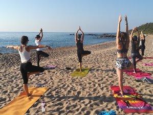 7 jours en séjour de yoga et bien-être en Corse, France