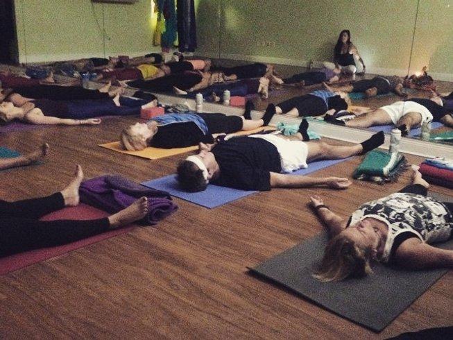 7 días retiro de yoga y meditación en Rishikesh, India