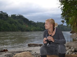 8 Days Amazon Adventure Tour with Zip-Lining, Hiking, and Rafting in Ecuador