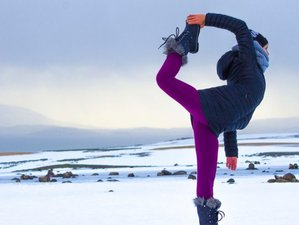 7 Days Lighten Up Your Life Yoga Retreat in Iceland