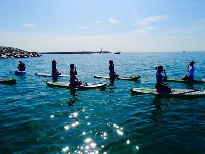 4-Daagse SUP Yoga Meditatie Retreat in Florida, Verenigde Staten