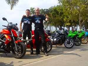 10 Days Amazing Motorcycle Tour in Thailand