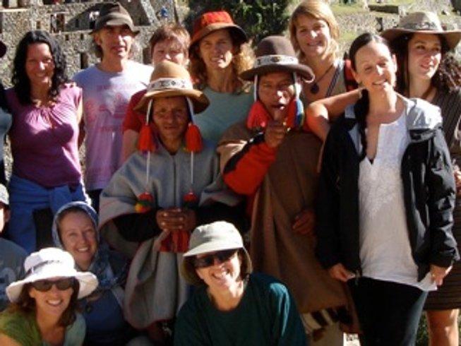 7 Days Lake Titicaca Yoga Retreat in Peru and Bolivia