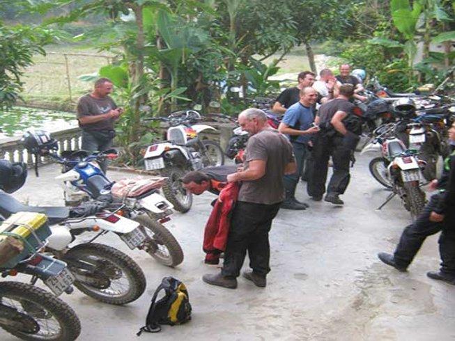 12 Days Hanoi Loop Motorcycle Tour Vietnam
