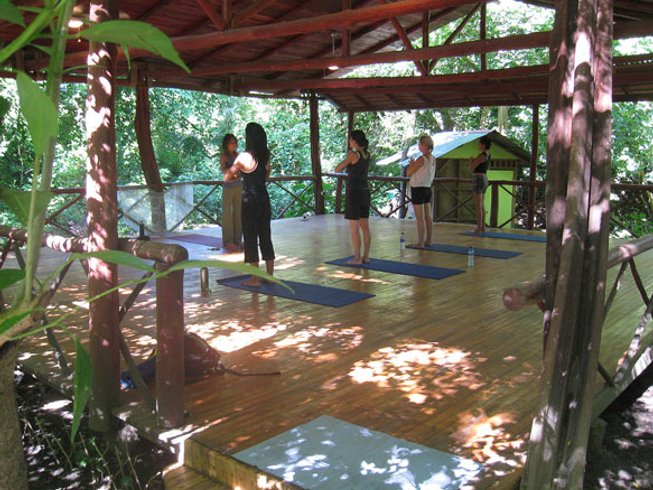 8 Days The Teachings of Osho Yoga Retreat in Nosara, Costa Rica
