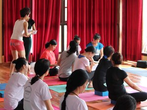 28 Days 200-Hour Ashtanga and Hatha Yoga Teacher Training in Rishikesh