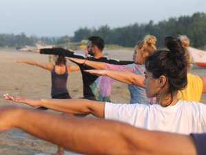7 Day Meditation and Beach Yoga Retreat in Mandrem, Goa