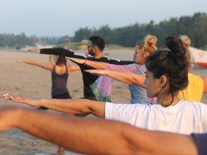 7 Day Meditation and Beach Yoga Retreat in Mandrem, Goa