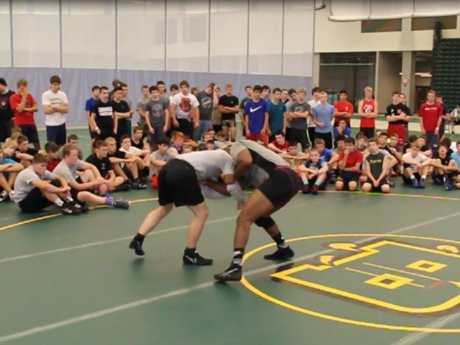 4 Days Technique Intensive Wrestling Camp in New York, USA