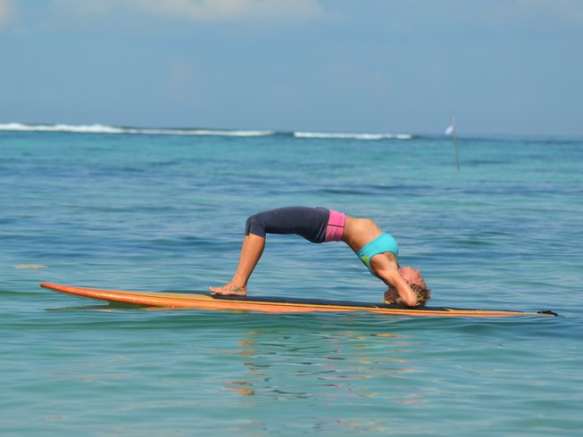 4 Days All-Inclusive Yoga and SUP Holiday in Italy
