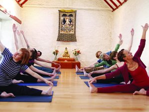 8 Days Week Long Yoga and Meditation Retreat in Scotland, United Kingdom