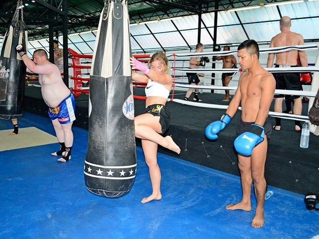 6 Months Muay Thai Training School in Thailand