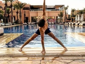 10 Day Two Cities Yoga Retreat in Casablanca and Marrakech