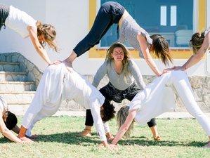 5 Day Flow Into 2021, a New Year's Yoga Retreat in Conil de la Frontera, Cadiz