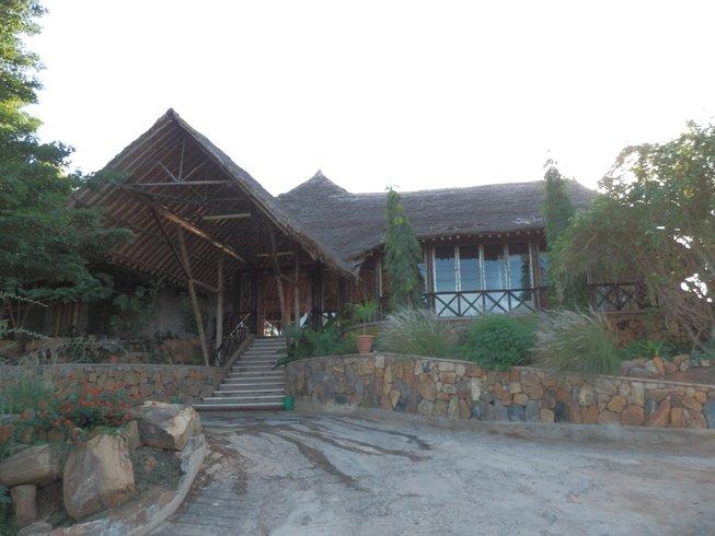 3 Days Taita Hills Wildlife Sanctuary and Tsavo East National Park Safari