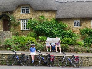 13 Days the New Forest Experience Self Guided Cycling Tour in England, UK