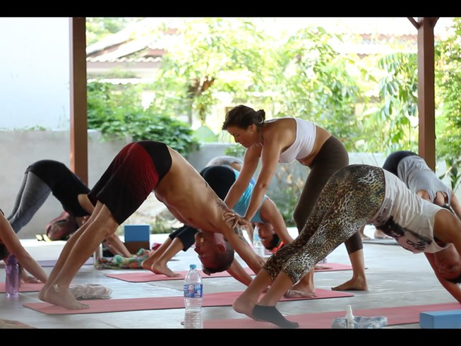 7 días retiro de yoga, detox y meditación en Koh Phangan, Tailandia
