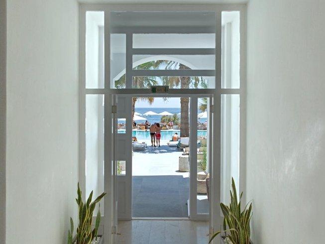 5-Daagse Strand Yoga Retraite op Santorini, Griekenland