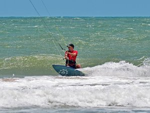 9 Days Kitesurf Camp Trip for Groups from Jericoacoara to Atins, Brazil