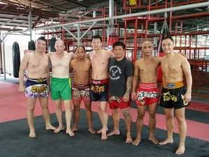 2 Weeks Muay Thai Camp in Pattaya, Thailand