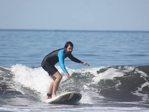 6 Days Scenic Adventure and Surf Camp in Jaco, Costa Rica
