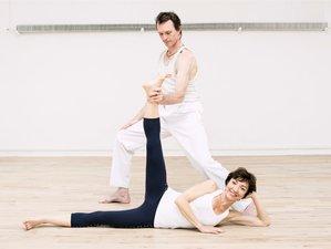 3 jours en stage de yoga et ayurveda au nouvel an dans le Loiret, France