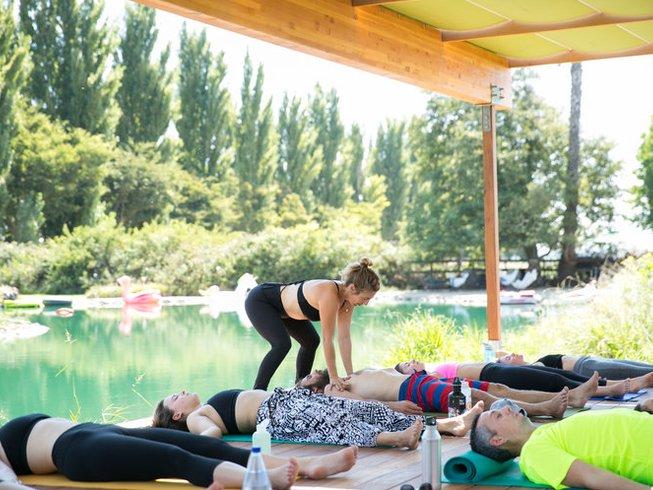 4 days wine and equinox vinyasa yoga retreat in sacramento for Yoga and wine retreat