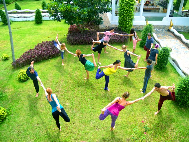 7 Days Tantra Yoga Retreat on Attraction Between Men and Women in Chiang Mai, Thailand