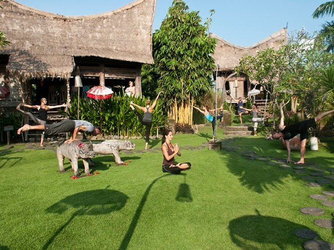 6 Days Private Meditation and Kundalini Yoga Retreat in Bali, Indonesia