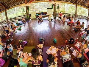 22 Days 200-Hour Vinyasa Yoga Teacher Training in Bali, Indonesia