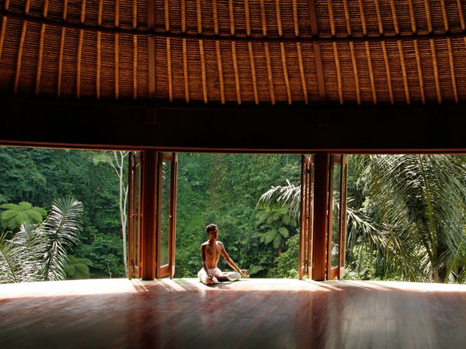7 Days Immersive Jivamukti Yoga Retreat in Bali
