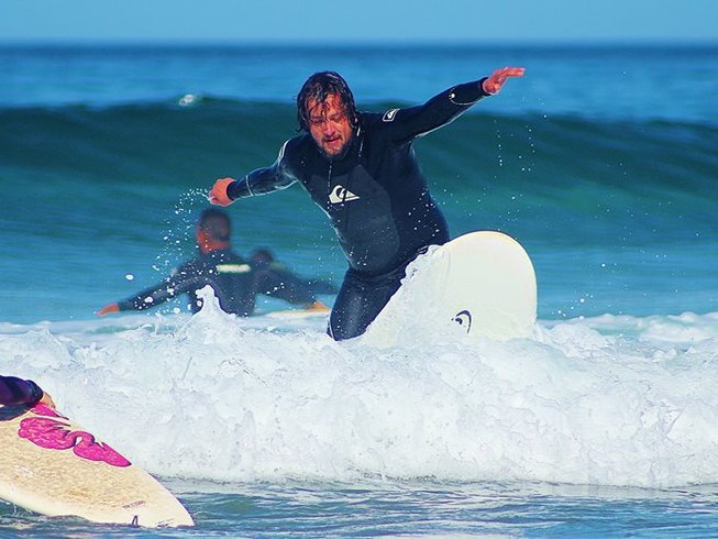 7 Days Initiation Surf Camp in Tamraght, Morocco