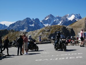 10 Day Route des Grandes Alpes, French Riviera, and Vercors: Guided Motorcycle Tour in France