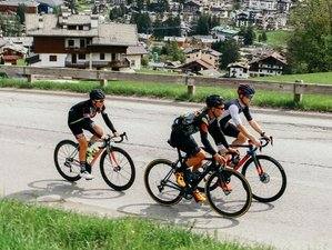 5 Days Cristallo Guided Cycling Holiday in the Dolomites, Italy