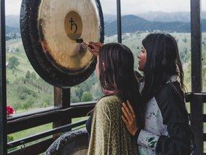 6 Tage Heilige Klänge und Yoga Urlaub in Transylvanien, Rumänien