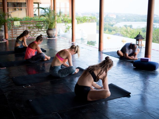 7 Days Surf, Meditation and Yoga Retreat Bali