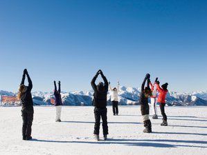 7-Daagse Yoga & Wintersport Retreat in Piemonte