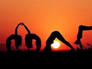 7 Days Revitalizing Family Yoga Holiday in Goa, India