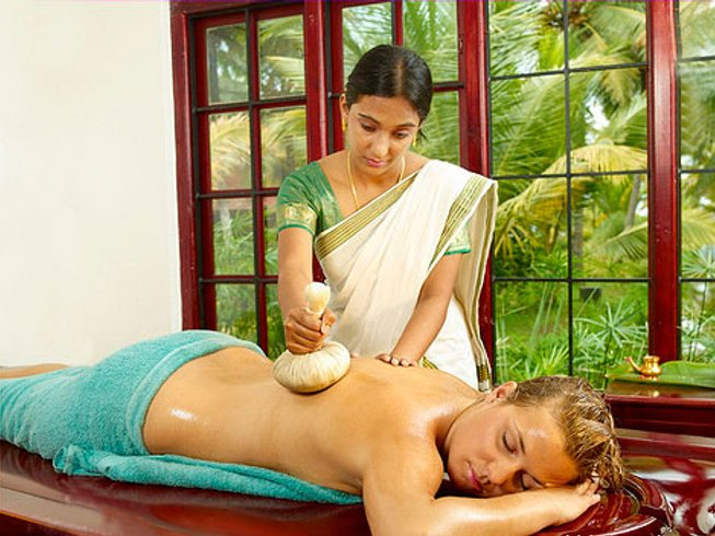 7 Days Ayurveda Therapy and Yoga Retreat in India