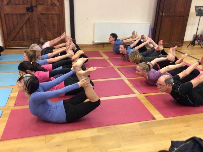 3 Days Iyengar Yoga Retreat UK