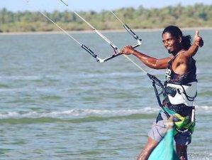 8 Days Kite Learn and Stay Camp in Kalpitiya, Sri Lanka