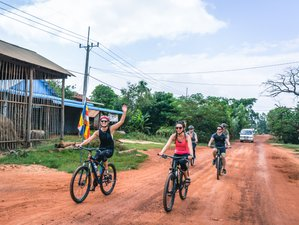 7 Days Angkor to Phnom Penh by Bicycle - Cambodia Bike Tour