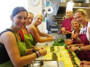 5 Day Basic Italian Cooking Culinary Vacation in Lake Garda, Verona